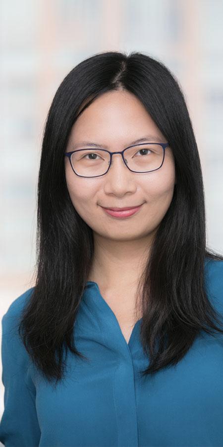 Amanda Liu headshot