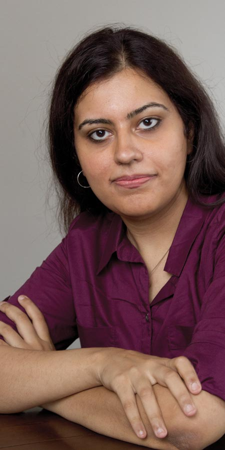Heena Doshani headshot