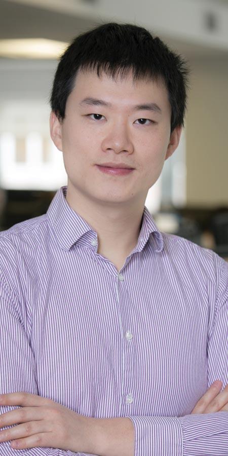 Hongli Lan headshot