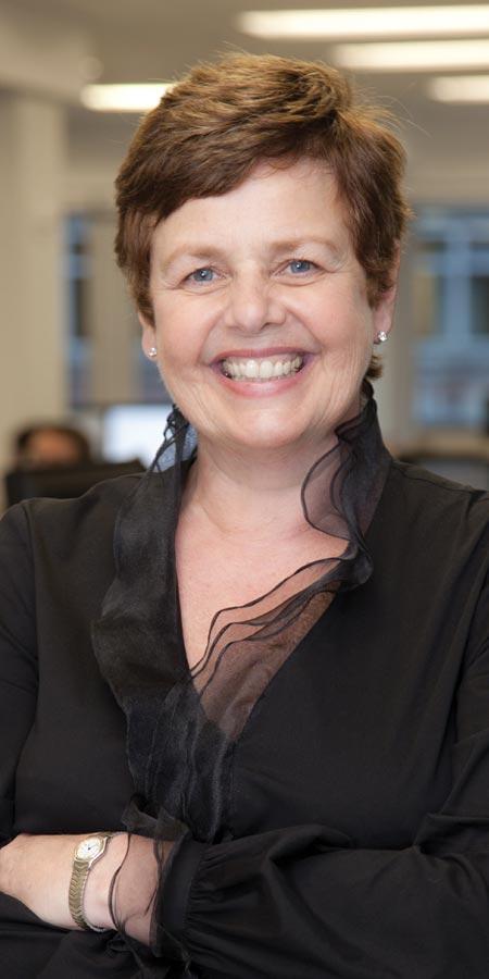 Janet Campagna headshot