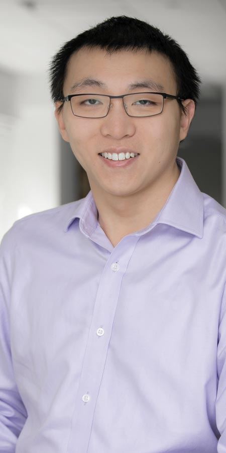 Jeff Sun headshot