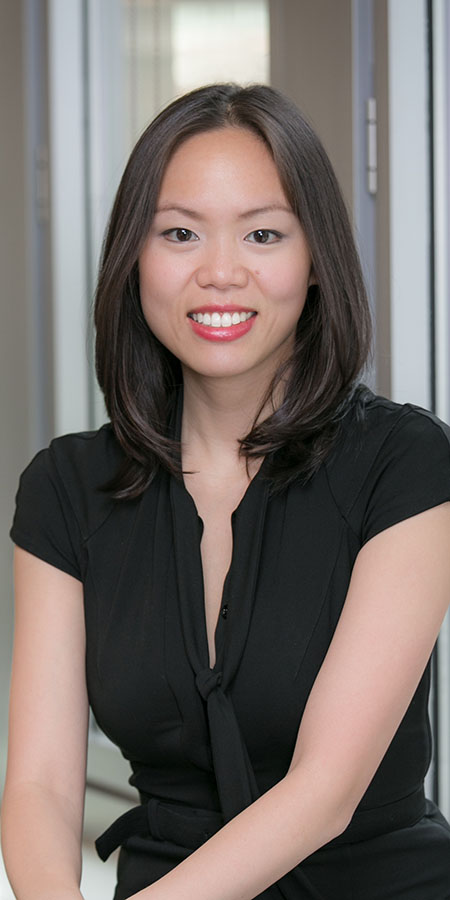 Lisa Wang headshot