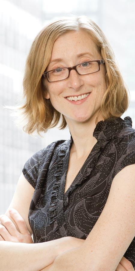 Sarah Reifsteck headshot